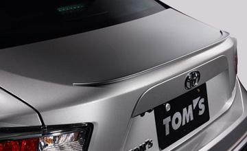 TOM'S(トムス) トヨタ 86 エアロ トランクリッドスポイラー