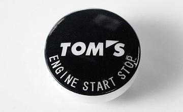 TOM'S(トムス) トヨタ 86 プッシュスタートスイッチ