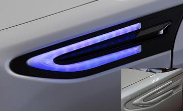 LX-MODE(LXモード) トヨタ 86 LEDフェンダーガーニッシュ