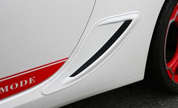 LX-MODE(LXモード) トヨタ 86 エアロ リアフェンダーガーニッシュ