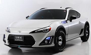 LXモード トヨタ86