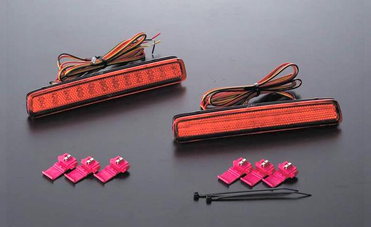 VALENTI(ヴァレンティ) アクア LEDパーツ/LEDテール・LEDミラーウインカー・LEDエンブレム-1