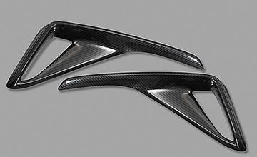 Gスクエア・バルサリーニ C-HR カーボンリフレクターガーニッシュX10・X50系