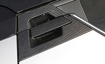 Gスクエア・バルサリーニ C-HR ドアノブカバーX10・X50系