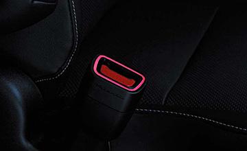 VALENTI(ヴァレンティ) C-HR LEDパーツ シートベルトバックルLEDイルミネーション X10・X50系