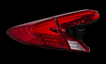 VALENTI(ヴァレンティ) C-HR LEDパーツ LEDテール X10・X50系