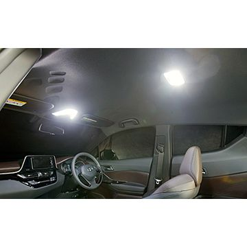 VALENTI(ヴァレンティ) C-HR LEDバルブパーツ LEDルームランプセット X10・X50系