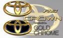 Grazio(グラージオ) S220/H20 クラウン ゴールドエンブレム