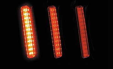 VALENTI(ヴァレンティ) エスクァイア LEDパーツ LEDリフレクター 80系