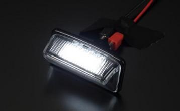 50系エスティマ(ACR/GSR50) LEDナンバー灯-2
