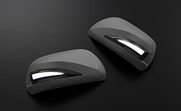 REVIER(レヴィーア) エスティマ LEDパーツ LEDウインカーミラー・タイプLS・流星シーケンシャルウインカー 50系