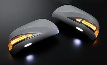 REVIER(レヴィーア) エスティマ LEDパーツ LEDウインカーミラー・タイプLS 50系