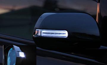 VALENTI(ヴァレンティ) エスティマ LEDパーツ LEDウインカーミラー 50系