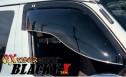 OXバイザー 200 ハイエース ブラッキーX(テン)