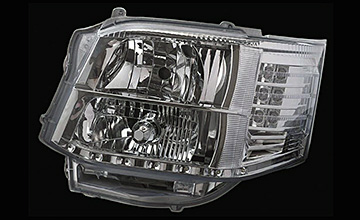 VALENTI(ヴァレンティ) ハイエース ヘッドライト200系1〜3型