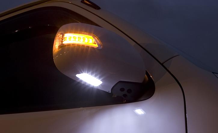 VALENTI(ヴァレンティ) ハイエース LEDパーツ/LEDテール・LEDミラーウインカー・LEDエンブレム-8
