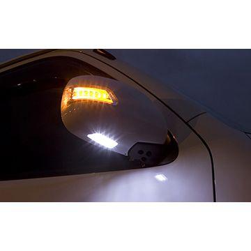 VALENTI(ヴァレンティ) ハイエース LEDパーツ LEDウインカーミラー 200系1~4・5型