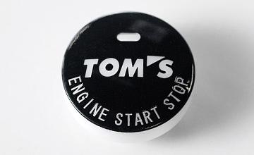 TOM'S(トムス) レクサスIS プッシュスタートスイッチ