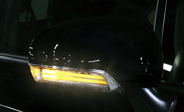 ブラッセン プリウス LEDミラーウインカー