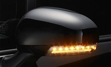 ファブレス プリウス LEDミラーウインカー