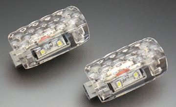 ブラッセン プリウス LEDパーツ LEDカーテシランプ 30系・20系