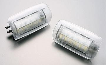 ブラッセン プリウス LEDパーツ LEDカーテシランプ・タイプR 30系・20系