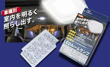 LUXER1(ルクサー1) プリウス LEDパーツ LEDカーテシランプ 30系・20系