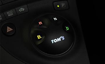 TOM'S(トムス) プリウス シフトスイッチ30系
