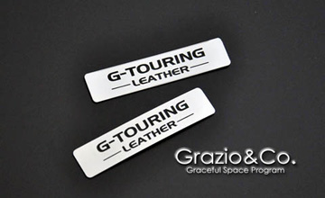 Grazio(グラージオ) 30 プリウス グレードエンブレム