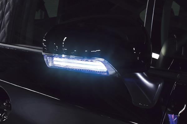 BRASSEN(ブラッセン) プリウス LEDパーツ/LEDミラーウインカー-1