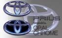Grazio(グラージオ) 新型 50系プリウス エンブレムパーツ