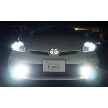 JUNACK(ジュナック) プリウス LEDバルブパーツ LEDフォグバルブ 30系・20系