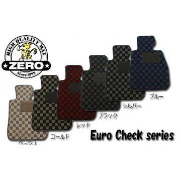 DIC・ZERO(ゼロ) プリウス フロアマット・ユーロチェック30系・20系