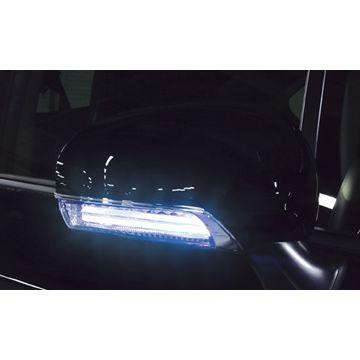 ブラッセン プリウス LEDパーツ LEDウインカーミラー 30系
