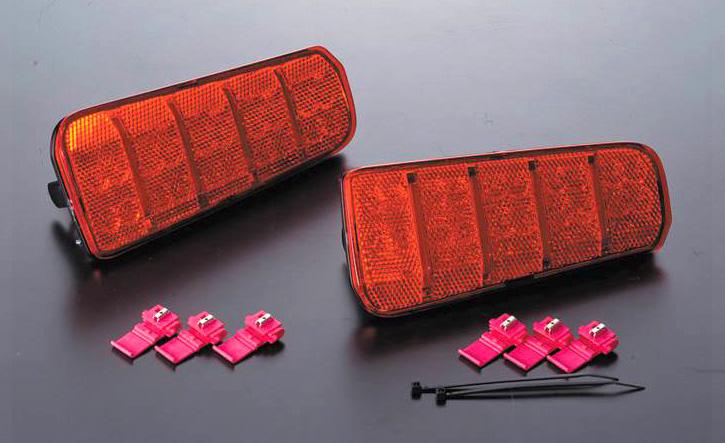 VALENTI(ヴァレンティ) ヴェルファイア LEDパーツ/LEDテール・LEDミラーウインカー・LEDエンブレム-5