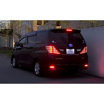 VALENTI(ヴァレンティ) ヴェルファイア LEDパーツ LEDテール 20系